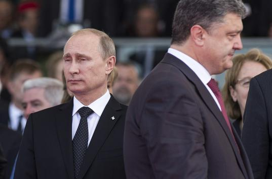 Truce with Putin: a victory of Ukraine or Poroshenko�s defeat?