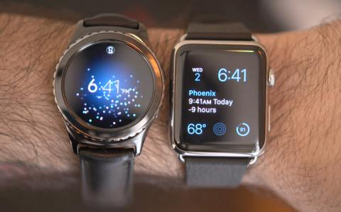 Apple Watch против Samsung Gear S2 (ФОТО) (ВИДЕО)