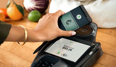 Платёжная система Android Pay дебютировала в США