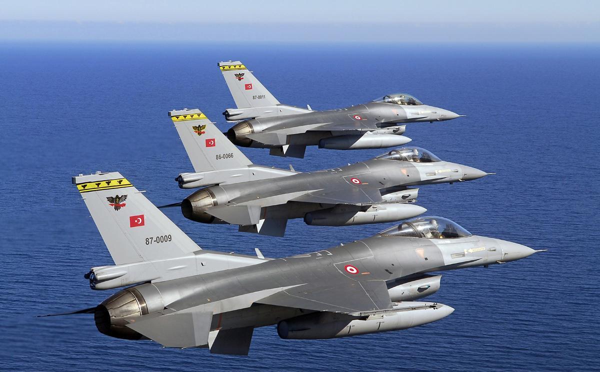 Турецкая авиация сбила российский самолет