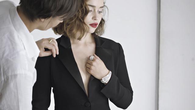 Звезда сериала Игра престолов стала лицом ювелирной коллекции Dior