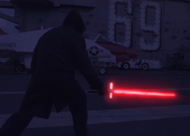 Энтузиасты сняли трейлер-пародию на'Звездные войны
