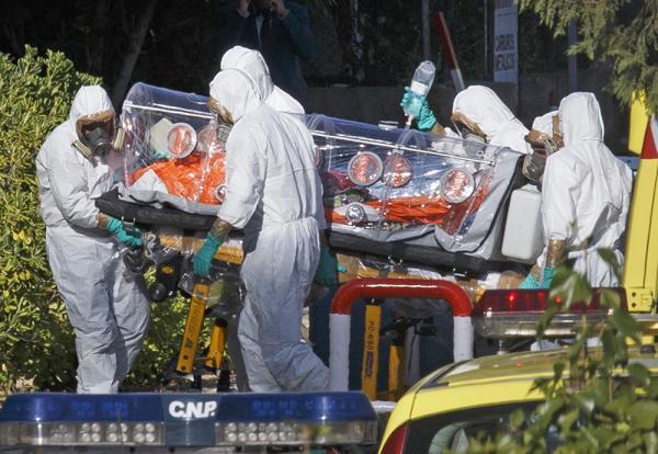 В Либерии зафиксировали первую за четыре месяца смерть от Эбола