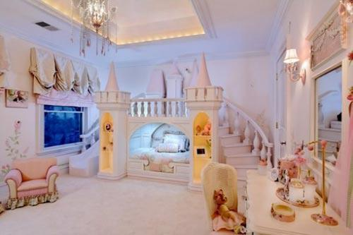 сказочные детские комнаты фото новости Vector News