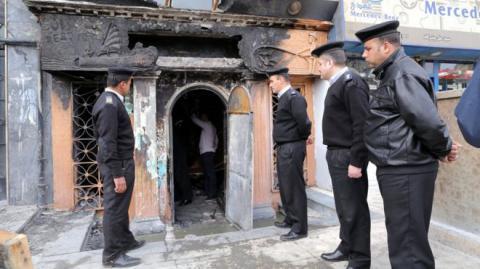 В столице Египта произошел теракт: есть жертвы (ВИДЕО)
