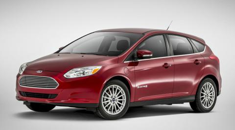 �������� Ford �������� ������������� ������� Focus Electric (����)