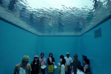 Оптическая иллюзия: удивительное преображение с помощью воды (ФОТО)