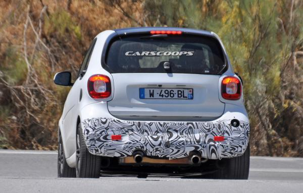 "Smart ForTwo. ����� �������� ""����������"" ������ ����-���� (����)"