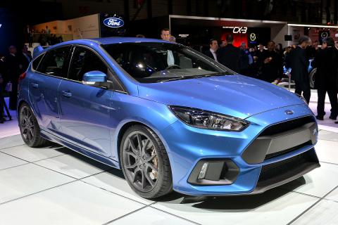 �������� Ford ���������� ��������� Fiesta RS