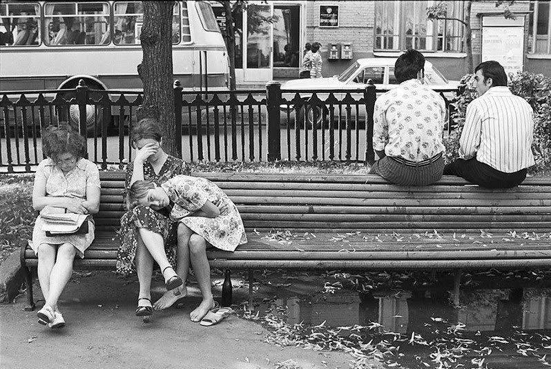 эпоха людей советская фото