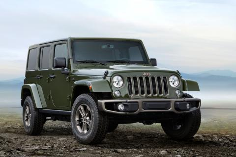 Jeep 4x4 ever. �������� ����� ����� � 75-������� ������ ����� (�����)