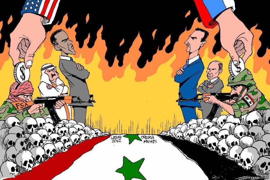 Сирия: военные США отрицают свою вину в гибели мирных жителей