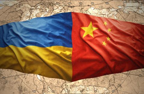 Украина - Китай: перед новым стартом