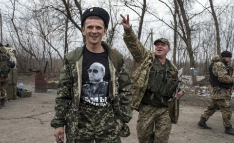 """О реальности """"миротворческих сил СНГ"""" и """"народной милиции"""" на Донбассе"""