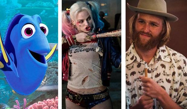 Блогер собрал фильмы этого года водин ролик