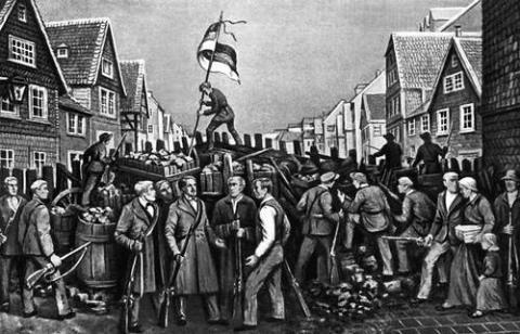Уроки Маркса: почему власть удобно захватывать во время войны
