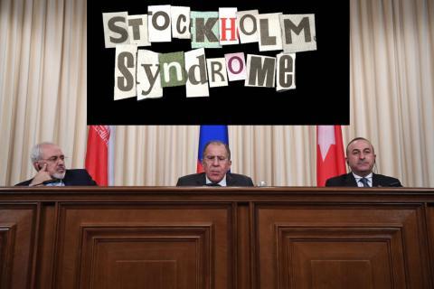 """""""Стокгольмский синдром"""" российско-сирийских отношений"""