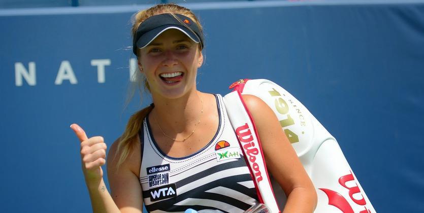Элина Свитолина обыграла первую ракетку мира натурнире вАвстралии