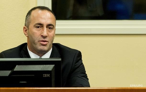 Бывший премьер-министр Косово арестован пообвинению ввоенных злодеяниях