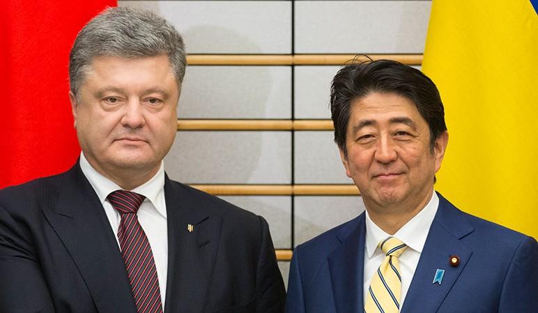 Абэ иТрамп перезагрузят торговые отношения между Японией иСША