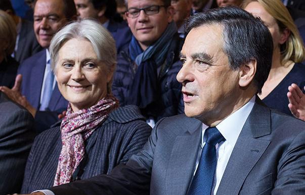 Пенелопа Фийон, супруга кандидата впрезиденты Франции, оказалась вцентре коррупционного скандала