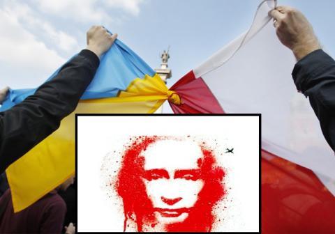 История как оружие пропаганды: Россия – Украина – Польша