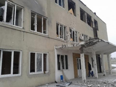 Донецк и Авдеевка oстались без воды