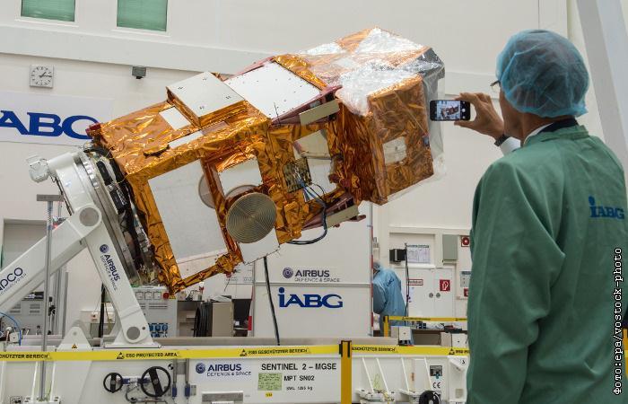 Ракета Vega соспутником благополучно стартовала скосмодрома воФранцузской Гвиане