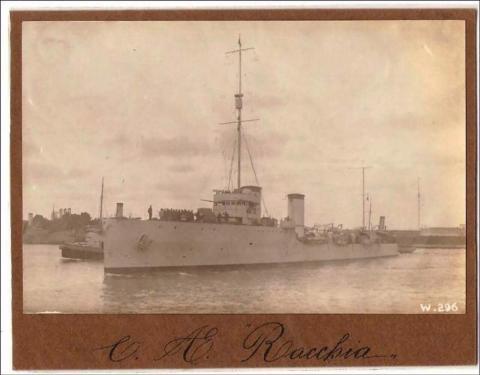 К столетию крушения империй: подвиг итальянских моряков не забыт!