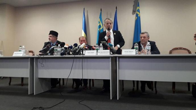 Почему Российская Федерация отпустила Умерова иЧийгоза: Джемилев пояснил