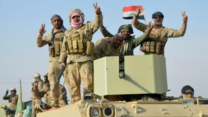 Армия Ирака начала наступление напоследний оплот ДАИШ