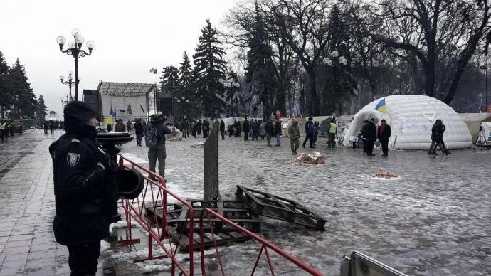 «Потеряйся!»: Саакашвили вгрубой манере ответил навопрос репортера ВВС