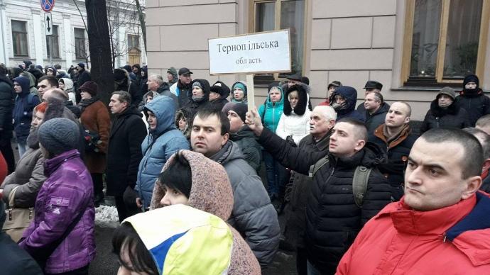 Потеряйся: Саакашвили резко ответил корреспонденту ВВС