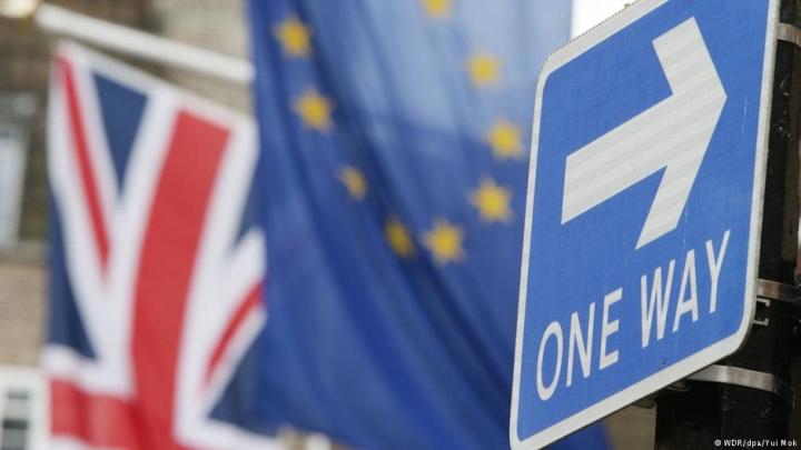 Великобритания и EC достигли прорыва впереговорах поBrexit— ЗапорогомЕС