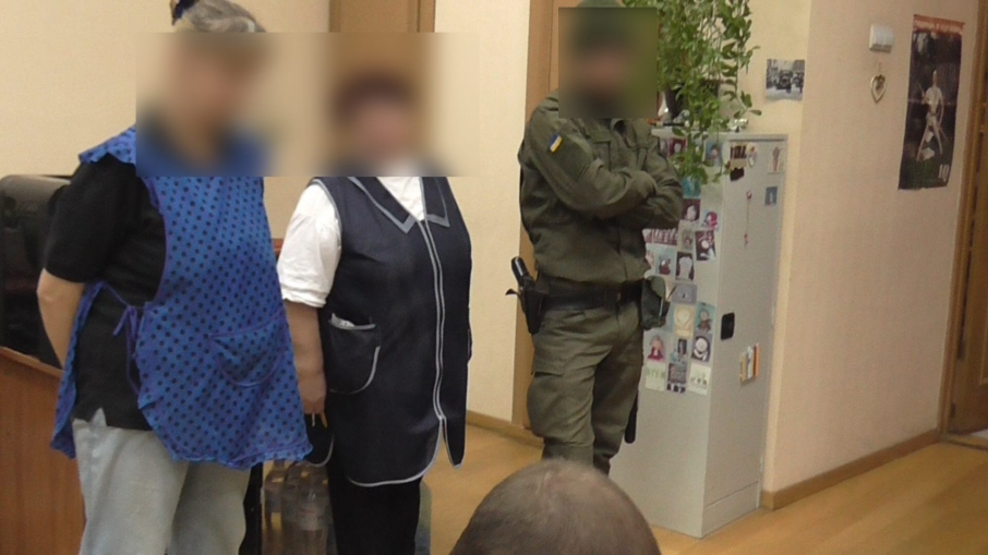 ВМинюсте Украины пожаловались наорганизованные НАБУ нелегальные обыски