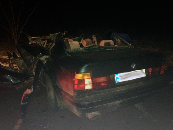 ВЖитомирской области умер шофёр БМВ, влетевшего вавтобус сошкольниками