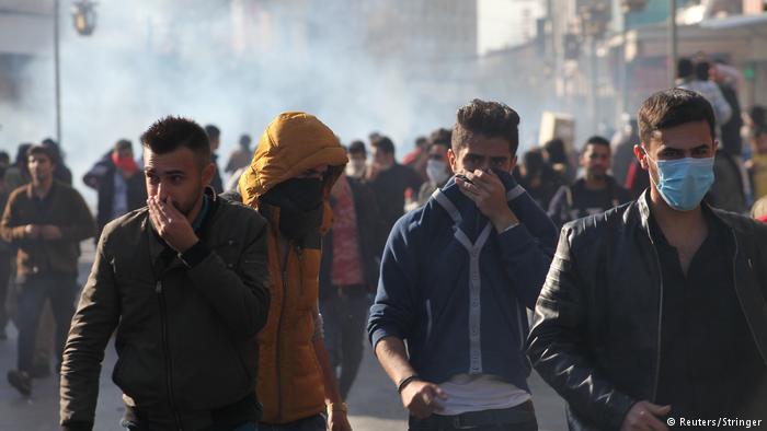 Демонстрации вИракском Курдистане переросли вбеспорядки