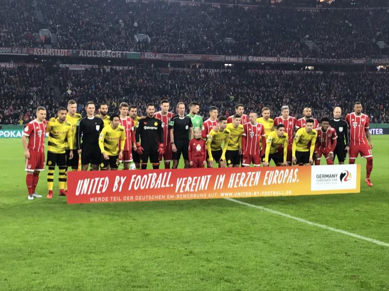 Обзор матча бавария боруссия 2- 1