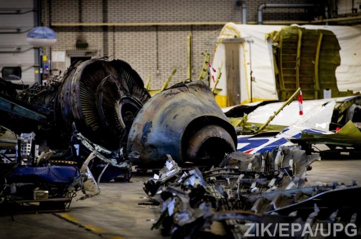 ВНидерландах обнародуют имена граждан России, причастных ккрушению Boeing над Донбассом