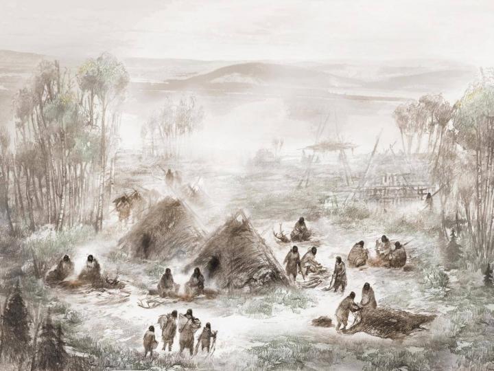 Ученые обнаружили свидетельства относительно первых людей которые колонизировали Северную Америку