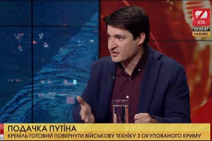 «Неудачная шутка»: Пушков прокомментировал объявление Гройсмана овозврате Крыма