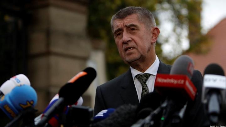 Чешского премьера-министра Бабиша лишили неприкосновенности