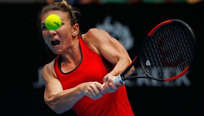 Халеп впервый раз вкарьере вышла вполуфинал Australian Open