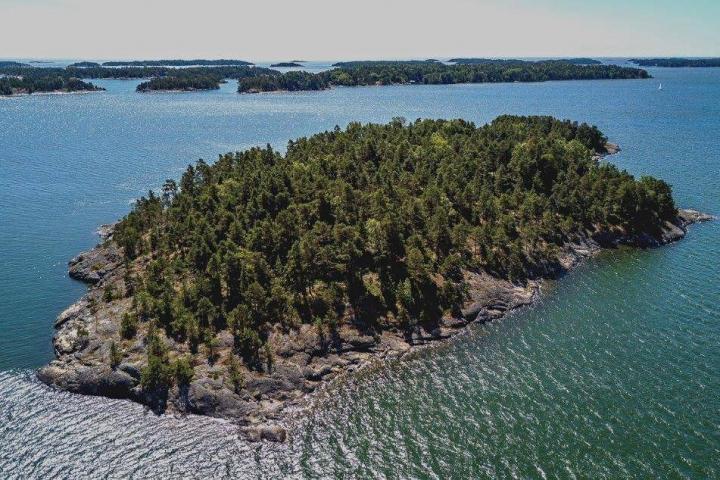Мужчинам вход запрещен на юге Финляндии открыли свой остров Лесбос