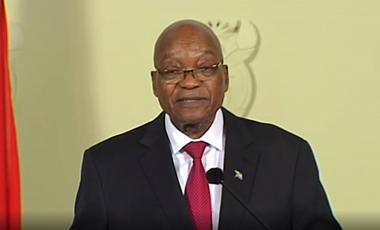 Президент ЮАР Джейкоб Зума ушел в отставку