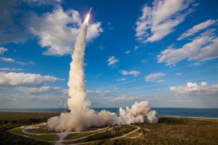 ВСША запустили ракету сметеоспутником GOES-S