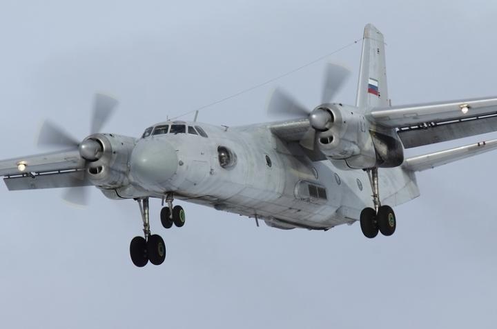 Наборту разбившегося вСирии Ан-26 находились 39 человек— МинобороныРФ