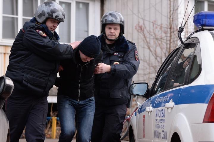 ВСочи полицейские избили супругу координатора штаба Навального