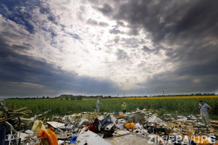 Руководство Нидерландов направило впарламент законопрект поделу MH17