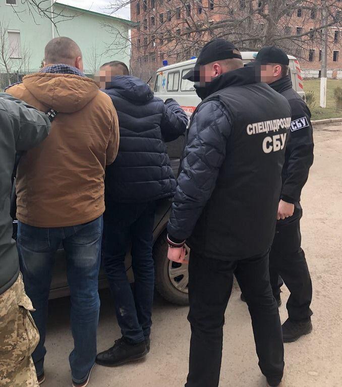 СБУ обвинила ГенштабВС РФворганизации теракта вКиеве
